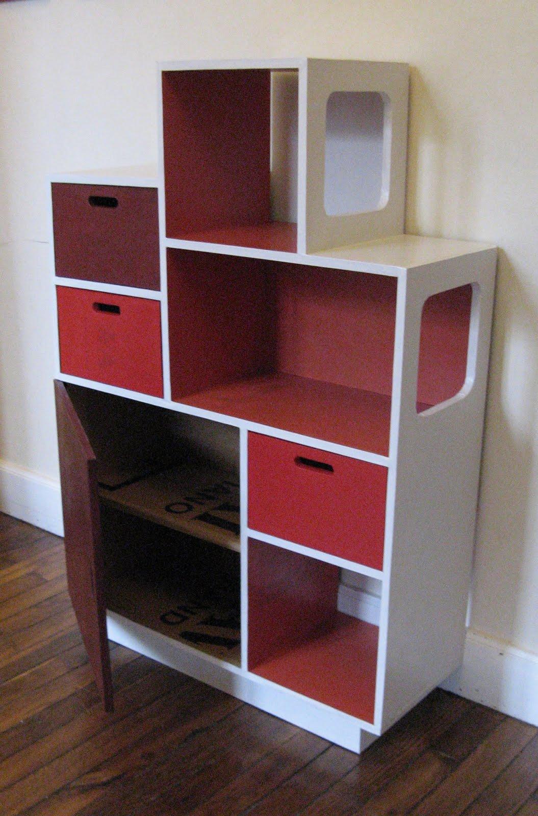 Plus de 1000 id es propos de meubles en carton sur for Meuble en carton