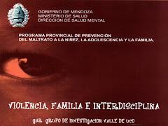 """""""VIOLENCIA Y FAMILIA"""", talleres de prevención."""