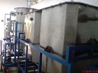 Pengolahan limbah cair rumah potong hewan