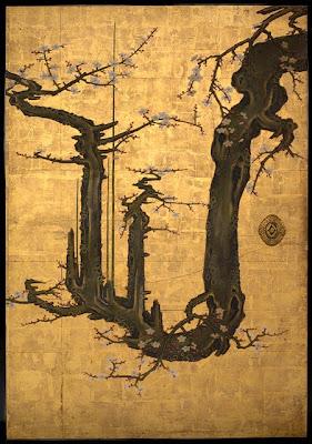 Edo Period Japanese Gold Paint Making