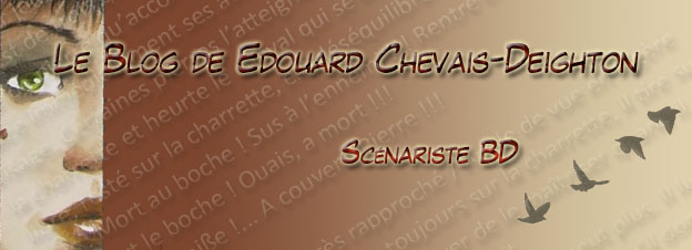 Le Blog de Edouard Chevais-Deighton