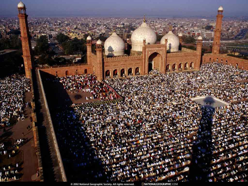 Masjid Badshahi Lahore Pakistan