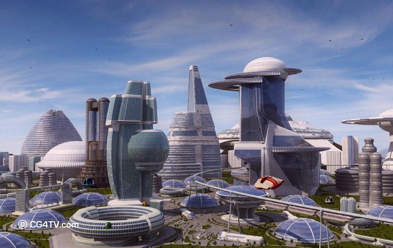 FUTURE CITY  4  SFI ORG  SFC CORP WFRCC ORG Preparados para el futuro