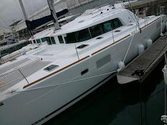 Oteka, le bateau