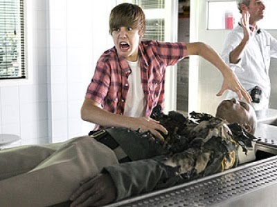 "justin bieber csi death. hot Justin Bieber has ""died,"""
