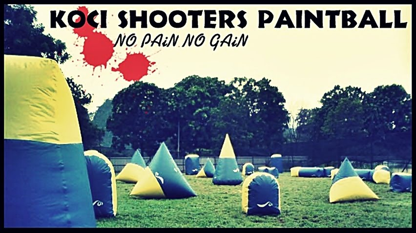 Koci Shooters Paintball