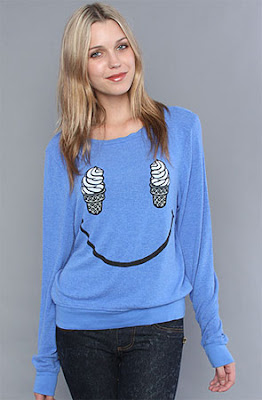 Karmaloop Coupon Codes and PLNDR Coupon Codes: Wildfox: Soft Serve Face