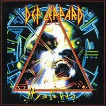 Hysteria--Def Leppard