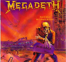 Peace Sells..But Who's Buying--Megadeth