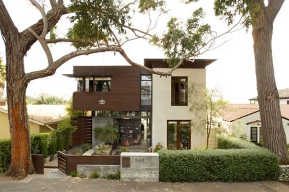 Modern tree house in manhattan beach by kaa design group for Modern tree house designs