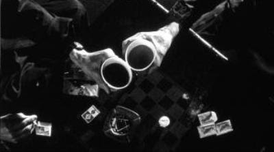 Foto cartaz filme Coffee and cigarettes