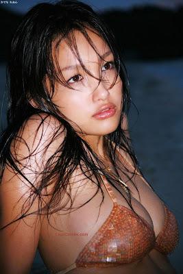Minamo Kusano - Reon Kadena, Sexy Japanese Idol HQ Picture 7