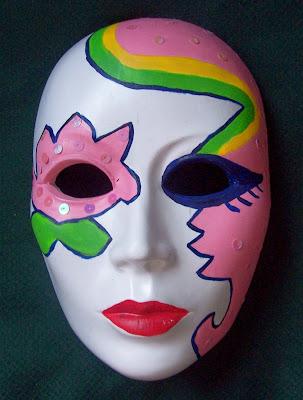 Gio croche 1 04 09 1 05 09 - Mascaras venecianas decoracion ...