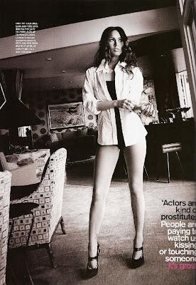 La Sexy Megan Fox en Bikini para GQ