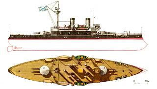 Эскадренный броненосец Наварин