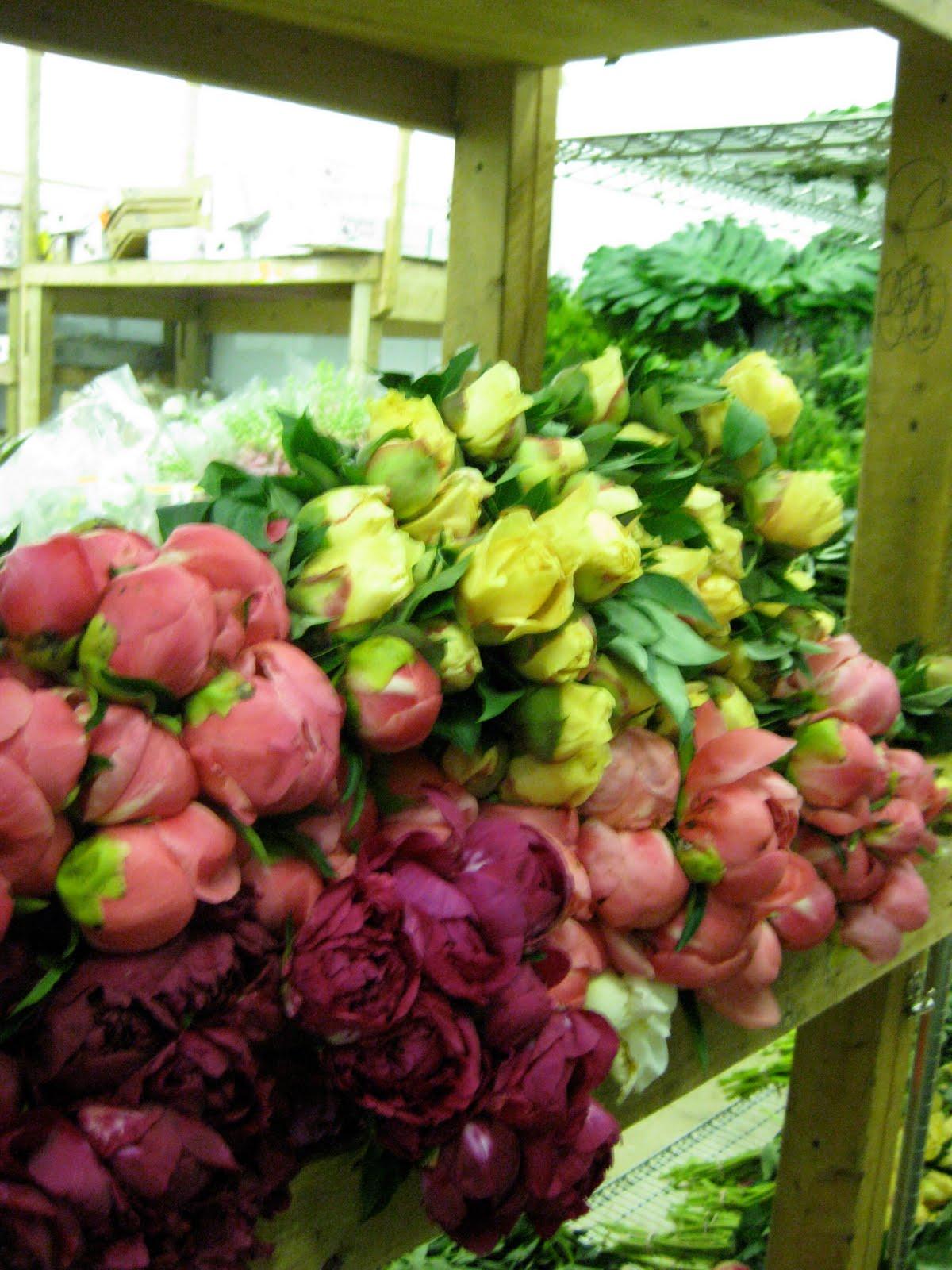 The Artisan Bride Good Morning Potomac Floral Mart