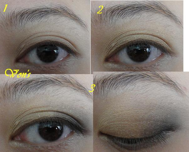 mac neutral eyeshadow palette. finish) from MAC Burmese