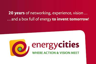 Sticker d'Energycities