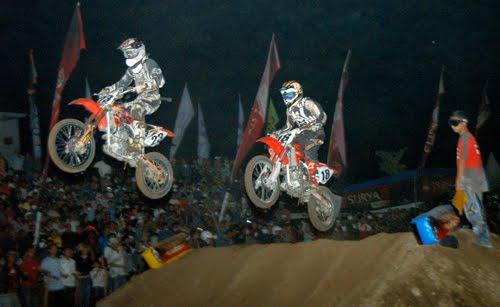 Kejurnas Seri IV Surya Motoriders-Powercross Championship 2009