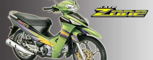 Kawasaki Zone 125