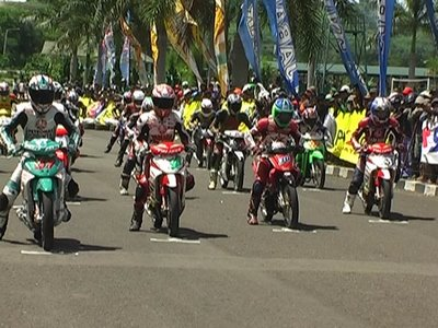 Road Race Garut