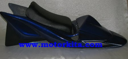 Double Seater Yamaha Scorpio
