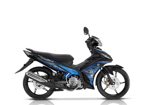 Yamaha New Jupiter Mx sudah Keluar.