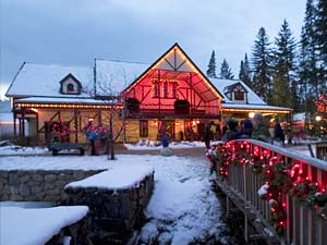 White Mountains Adventure Concierge Christmastime At