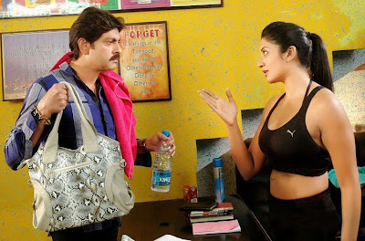 hot looking actress Vimala Raman in upcoming Telugu movie Chattam