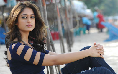 Telugu actress Ileana D Cruz in upcoming movie Nenu Na Rakshasi