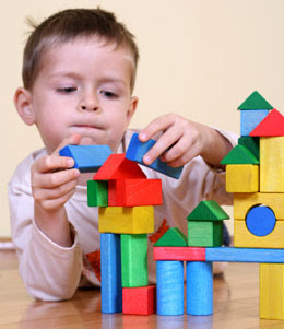 a study on blocks and block play in childrens development domains I find it fascinating that the way children use the blocks can of these developmental stages of block play the development stages of block play.