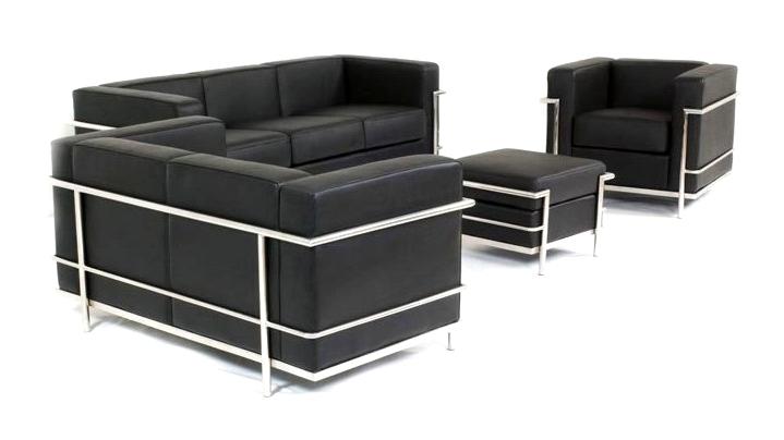 Cl sicos del mobiliario moderno pasi n interior - Mobiliario le corbusier ...