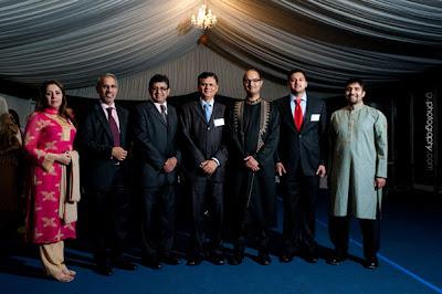 Members of Swat Iftar Dinner Organising team