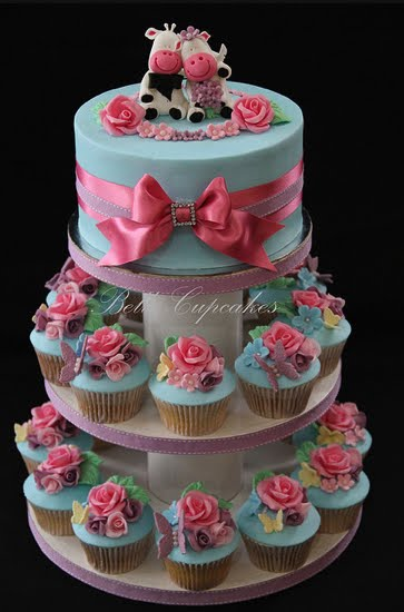 Cupcake Design For Wedding : Terasa s blog: However to make wedding favors memorable ...