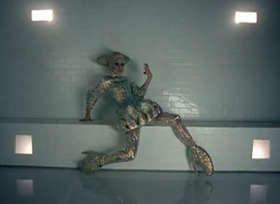 Lady Gaga Alexander McQueen 2010 Shoes