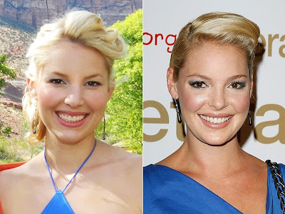 katherine heigl look alike