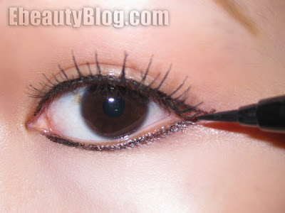 Lee Hyori Inspired Eye Makeup Tutorial