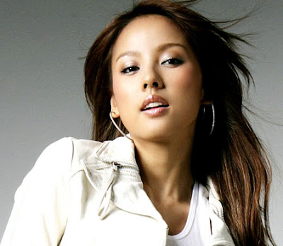 Hyori Lee No Makeup. Lee Hyori Inspired Eye Makeup