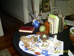our nature table