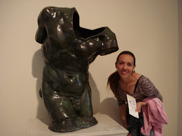 Auguste Rodin / A sombra - torso, sem data