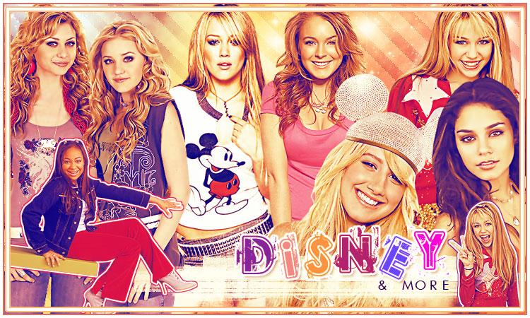 Disney & More