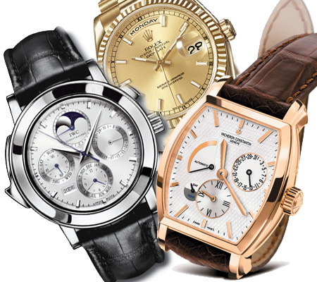 Branded Watches Images