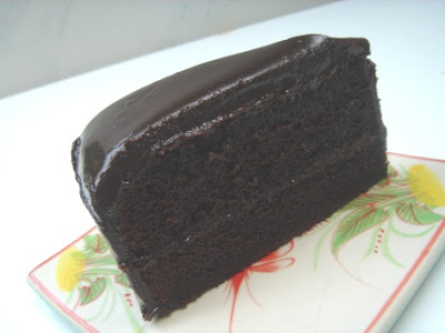 Rich Moist Chocolate Cake