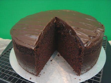 Yochana's Cake Delight! : Rich Moist Chocolate Cake