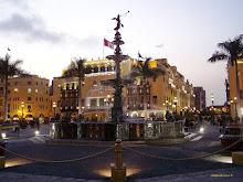 Plaza de Armas, Lima Perú.