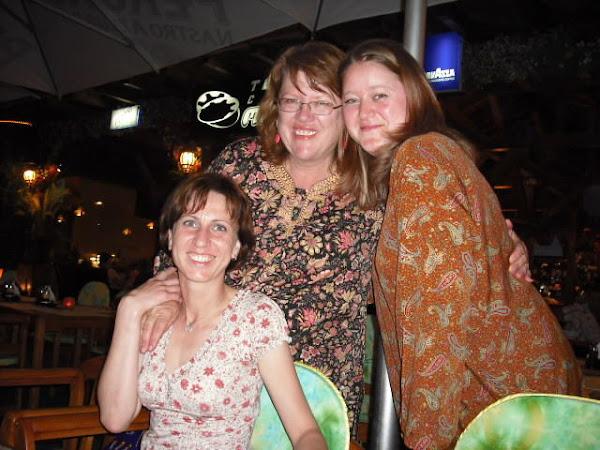 Solome, Fay and Romana