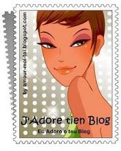 J'Adore tien Blog Award !