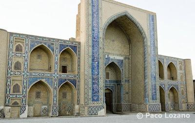 Madrasah on the Silk Road
