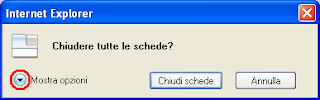 Internet Explorer 7 - Trucco n°1a