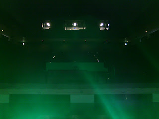 ステージから客席